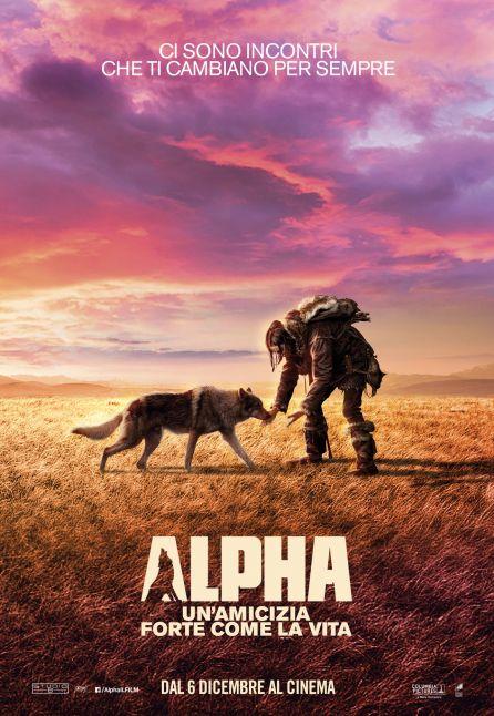 ALPHA - UN`AMICIZIA FORTE COME LA VITA